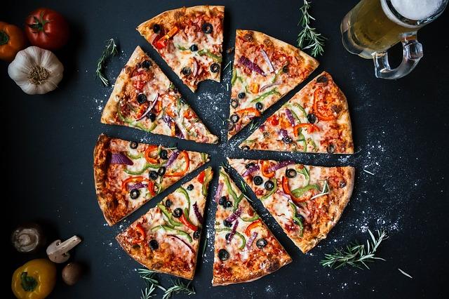 איך להכין פיצה בריאה